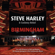 Birmingham: Live With Orchestra and Choir (Deluxe Edition), CD / Album with DVD Cd