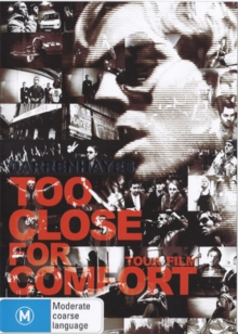 Darren Hayes: Too Close for Comfort, DVD  DVD