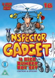 Inspector Gadget: The Collection, DVD  DVD