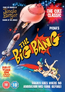 The Big Bang, DVD DVD
