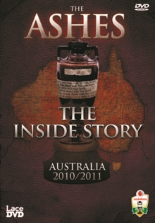 The Ashes Series 2010/2011: The Inside Story, DVD DVD