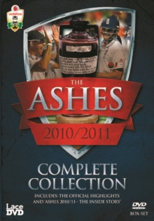 The Ashes Series 2010/2011: Complete Collection, DVD DVD