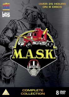 Mask: Complete Collection, DVD  DVD