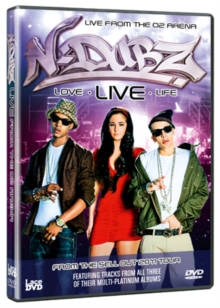 N-Dubz: Love, Live, Life - Live from the O2 Arena, DVD  DVD
