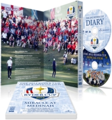 Ryder Cup: 2012 - Captain's Diary and Official Film, DVD  DVD