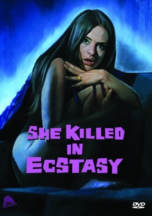 She Killed in Ecstasy, DVD  DVD