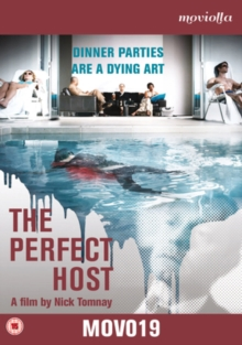 The Perfect Host, DVD DVD