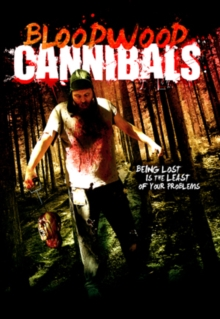 Bloodwood Cannibals, DVD  DVD