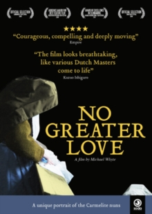 No Greater Love, DVD  DVD
