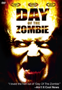 Day of the Zombie, DVD  DVD