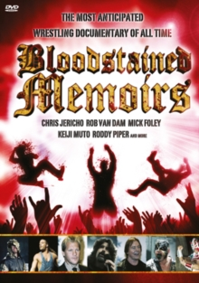 Bloodstained Memoirs, DVD  DVD