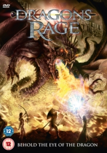 Dragon's Rage, DVD  DVD