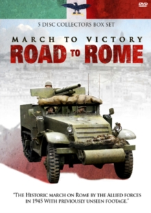 March to Victory: Road to Rome, DVD  DVD