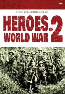 Heroes of WWII, DVD  DVD