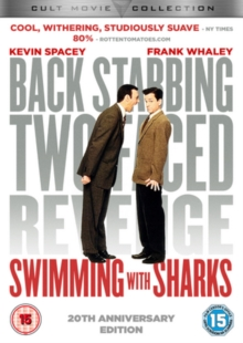 Swimming With Sharks, DVD DVD