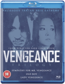 The Vengeance Trilogy, Blu-ray DVD
