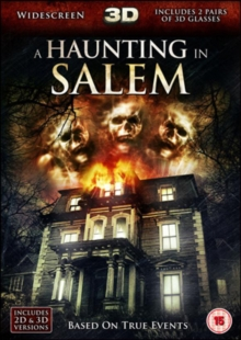 A   Haunting in Salem, DVD DVD