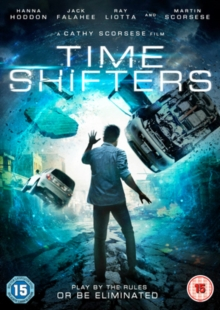 Time Shifters, DVD DVD