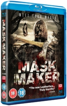 Mask Maker, Blu-ray  BluRay