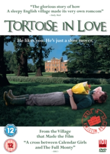 Tortoise in Love, DVD  DVD