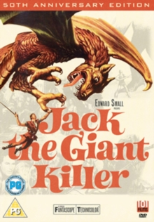 Jack the Giant Killer, DVD  DVD