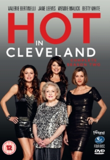 Hot in Cleveland: Season 2, DVD  DVD