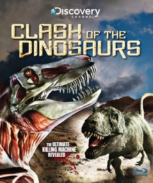 Clash of the Dinosaurs, Blu-ray  BluRay