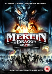 Merlin and the War of the Dragon Empire, DVD  DVD