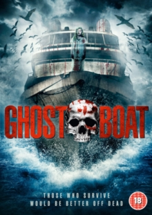 Ghost Boat, DVD  DVD