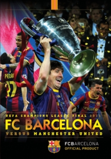 UEFA Champions League Final 2011, DVD  DVD