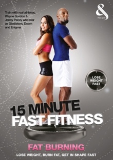 15 Minute Fast Fitness: Fat Burning, DVD  DVD