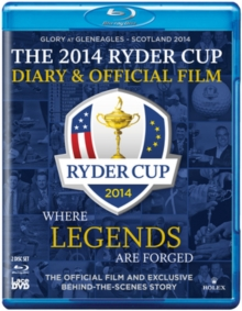 Ryder Cup: 2014 - Official Film and Diary - 40th Ryder Cup, Blu-ray  BluRay