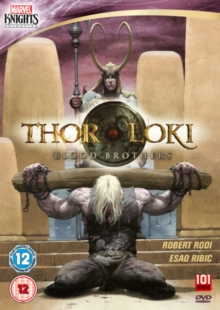 Thor and Loki: Blood Brothers, DVD  DVD