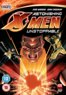 Astonishing X-Men: Unstoppable, DVD  DVD