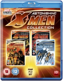 Astonishing X-Men: Collection, Blu-ray  BluRay