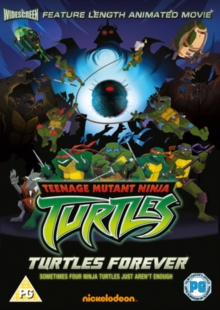 Teenage Mutant Ninja Turtles: Turtles Forever, DVD  DVD
