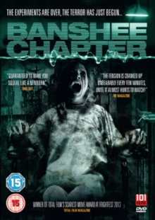 The Banshee Chapter, DVD DVD
