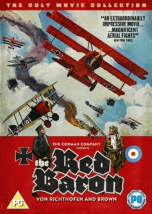 The Red Baron - Von Richthofen and Brown, DVD DVD