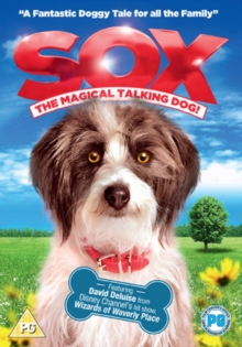 Sox - The Magical Talking Dog, DVD  DVD
