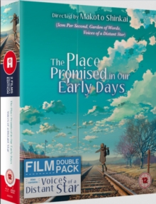 The Place Promised in Our Early Days/Voices of a Distant Star, Blu-ray BluRay