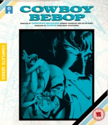 Cowboy Bebop: Complete Collection, Blu-ray  BluRay