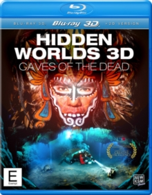 Hidden Worlds - Caves of the Dead, Blu-ray  BluRay
