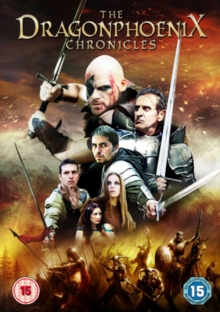 The Dragonphoenix Chronicles - Indomitable, DVD DVD