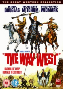 The Way West, DVD DVD