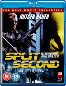 Split Second, Blu-ray  BluRay