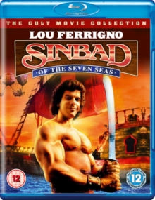 Sinbad of the Seven Seas, Blu-ray  BluRay