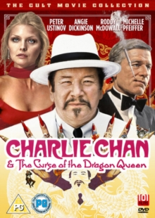 Charlie Chan and the Curse of the Dragon Queen, DVD  DVD