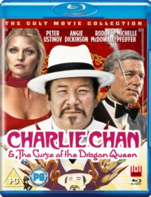 Charlie Chan and the Curse of the Dragon Queen, Blu-ray  BluRay