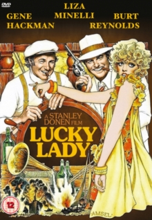 Lucky Lady, DVD DVD