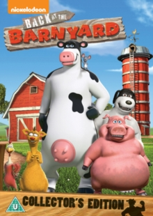 Back at the Barnyard: Collection, DVD DVD